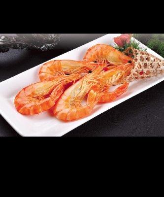 香烤海味虾